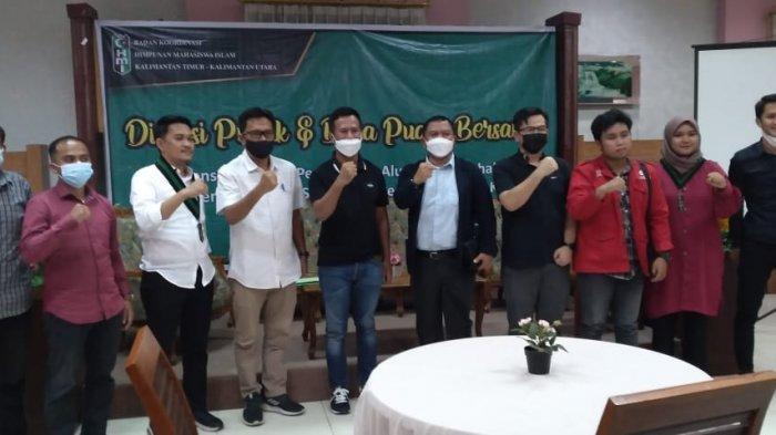 Badko HMI Kaltim-Kaltara Diskusi Publik, Ingatkan Pengelolaan Sungai Mahakam untuk Tingkatkan PAD