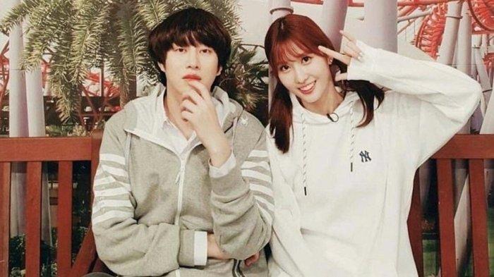 Dispatch tak Rilis Skandal Kencan 1 Januari, Hubungan Heechul Suju & Momo TWICE Dibocorkan Media Ini