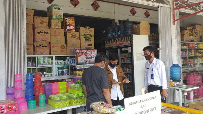 Jelang Lebaran, Disperindagkop PPU Gelar Operasi Pasar Antisipasi Barang Kedaluwarsa
