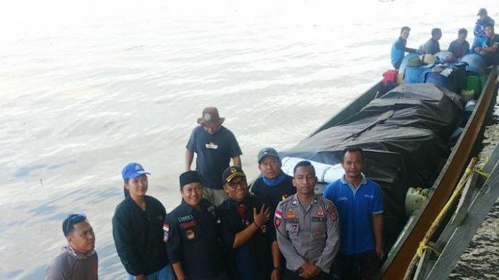 VIDEO - Perjuangan Distribusi Logistik Pemilu di Pedalaman Malinau