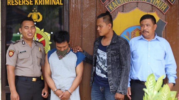 Pria di Sebulu Kutai Kartanegara Ditangkap, Lakukan Pencabulan Anak di Bawah Umur