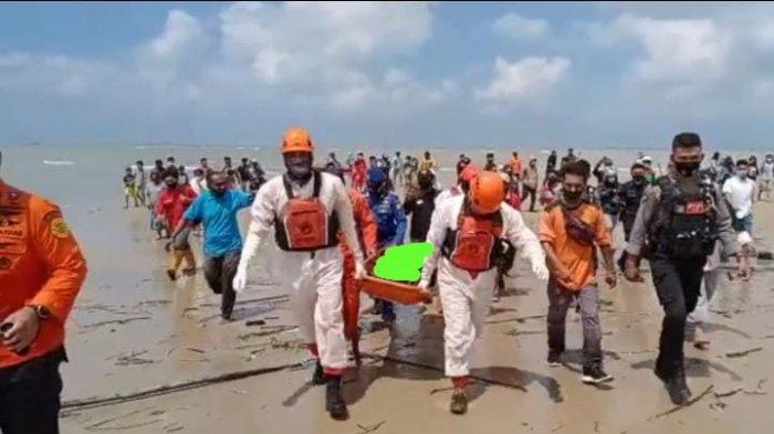 Remaja Tenggelam di Balikpapan Ditemukan tak Bernyawa, Berjarak 500 Meter dari Titik Kejadian Awal