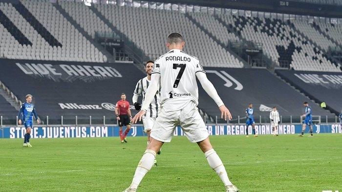 SERIE A - Top Skor Liga Italia, rekor Pele lewat, Cristiano Ronaldo kian tak terkejar, striker AC Milan makin tertinggal