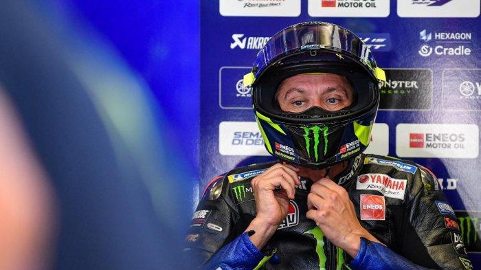 Jadwal MotoGP 2020, Seri Pamungkas GP Portugal Live Trans7, Kesempatan Terakhir Valentino Rossi
