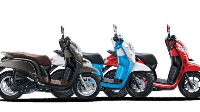 Scoopy hingga Honda Monkey, Berikut ini Update Harga Motor Honda Bulan Maret 2020