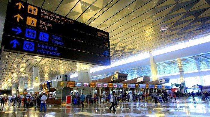 Inilah Alur Khusus Keberangkatan dan Kedatangan Penumpang Pesawat di Bandara Soetta Jakarta