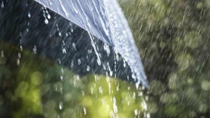 INFO BMKG Prakiraan Cuaca Kamis 15 April 2021, Yogyakarta Hujan Ringan dan Bandung Hujan Sedang