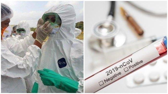 Rawat Pasien Virus Corona, Ini Trik Dokter Spesialis Paru Agar Tak Tertular, Tapi Anak Istri Bahaya