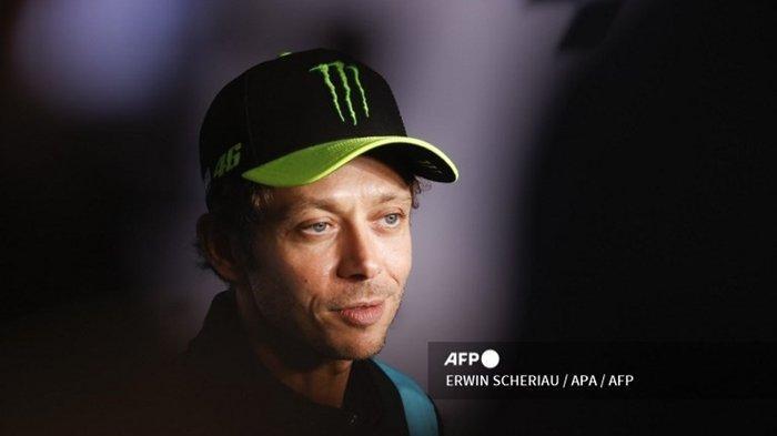 Curhat Valentino Rossi, Ini Hal yang Ditakutkan The Doctor Usai Pensiun dari MotoGP, Menjadi Tua