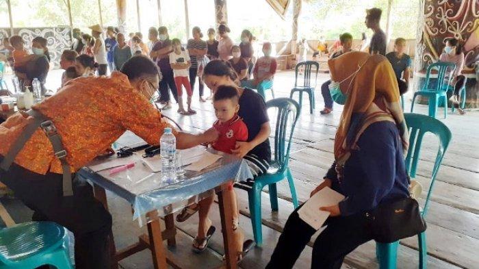 Dokter Terbang Layani Warga Perbatasan di Desa Long Ara dan Pujungan