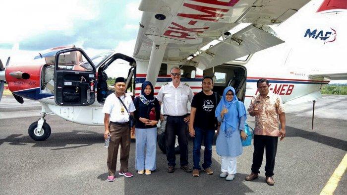 Layani Warga di Daerah Tertinggal Dokter Terbang Program Pemprov Kaltara Sudah Tangani 8 Ribu Pasien