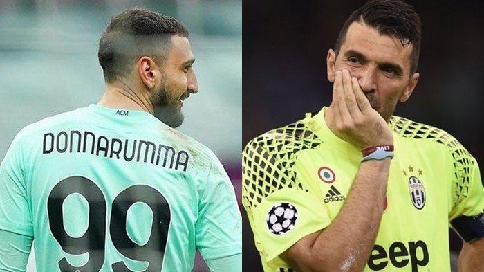 Update Liga Italia, Berkat Donnarumma Hengkang dari AC Milan, Juventus Segera Dapat Pengganti Buffon