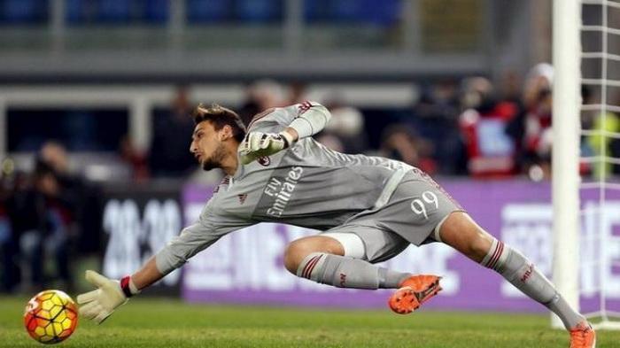 Update Liga Italia, Syarat Donnarumma Bertahan di AC Milan Tak Bisa Dipenuhi, Juventus Siap Tampung