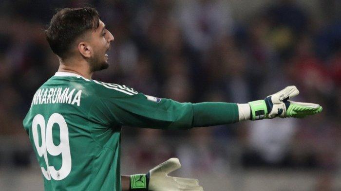 Transfer Liga Italia, Kontrak Donnarumma Temui Jalan Buntu, AC Milan Kehilangan 2 Pilar Andalannya?