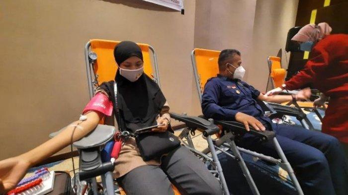 Update Stok Darah di UDD PMI Samarinda Minggu 12 September 2021, PRC Bisa Bertahan 35 Hari