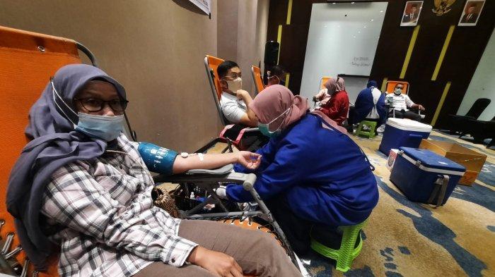 Update Stok Darah di UDD PMI Samarinda Rabu 15 September 2021, Pendonor tak Boleh Mewarnai Rambut