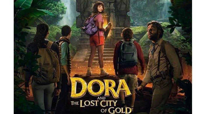 Sinopsis dan Trailer Film Dora and the Lost City of Gold, Ada Jadwal Tayang dan Daftar Pemain
