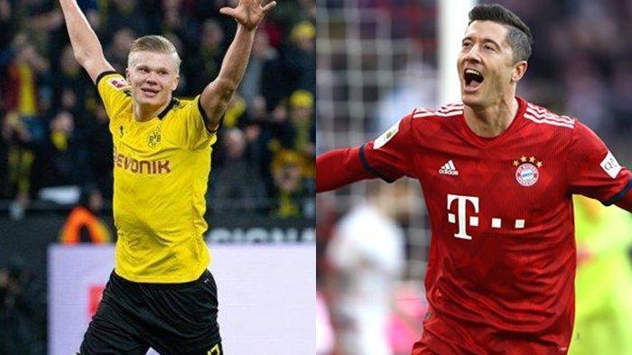 Jadwal Live Streaming Bundesliga Liga Jerman, Bayern Muenchen dan Dortmund Tayang di Mola TV