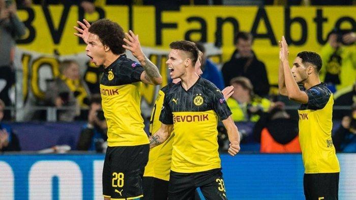 Hasil Liga Champions, Epic Come Back Dortmund Tumbangkan Inter Milan hingga Barcelona Gagal Menang