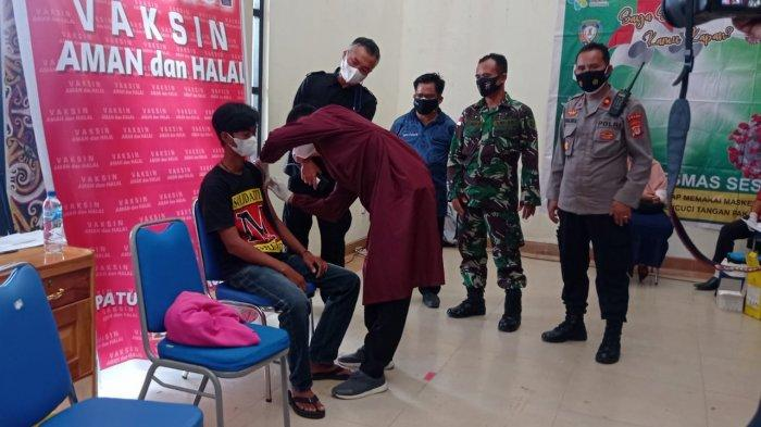 Vaksinasi Dosis Kedua Hari Ini di Stadion Utama Malinau, Berikut Persyaratannya