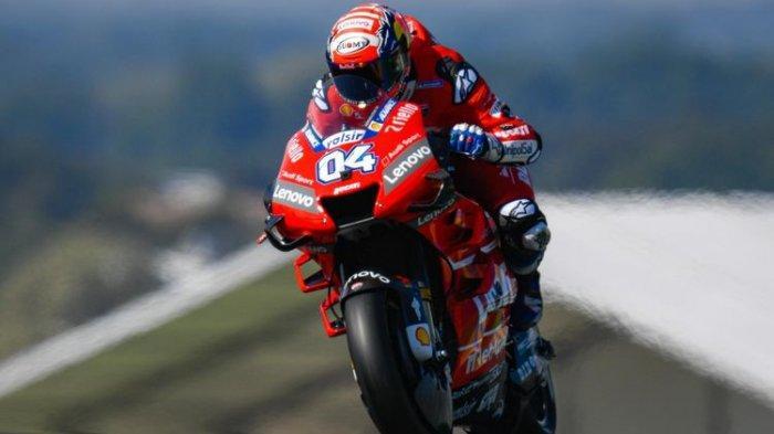 RUMOR dan Jadwal MotoGP 2021, Dovizioso Bakal Depak Maverick Vinales dari Yamaha