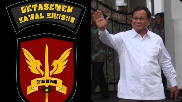 DPR akan Minta Penjelasan Prabowo Soal Denwalsus, 100 Orang Bodyguard yang Dilatih di Kopassus