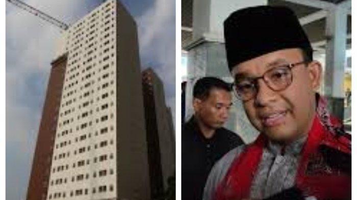 DPRD DKI Jakarta Pangkas Anggaran Program Anies Baswedan, DP 0 Persen, Renovasi Taman Ismail Marzuki