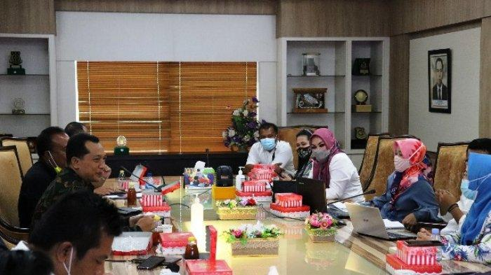 Kunjungi Kaltim, DPRD Jembrana Berpesan Jaga Ketahanan Pangan , Bertahan Saat Parwisata Terpukul