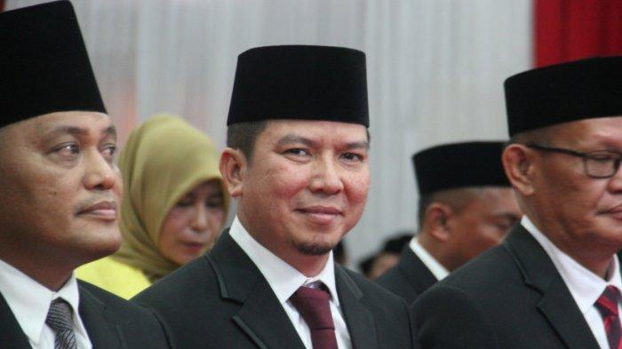 Jabat Anggota DPRD Kaltara, Achmad Djufrie Berjanji Kejar Target Pemekaran DOB Kota Tanjung Selor