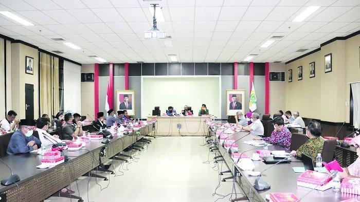 Anggaran Terbatas, Pembahasan KUA-PPAS APBD Kaltim 2021 Anut Skala Prioritas