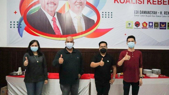 Kampanye Edi-Rendi di Pilkada Kukar, Pertanian Terintegrasi dengan Infrastruktur dan Pariwisata