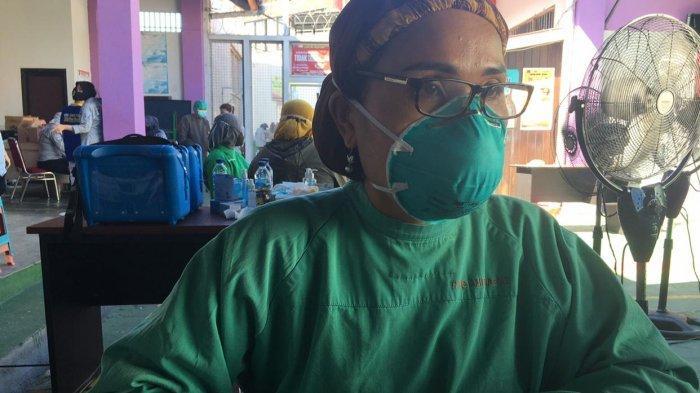 Koordinator Vaksinasi RSUD AM Parikesit Tenggarong, dr Meriati Sebut Semua Wajib Vaksin