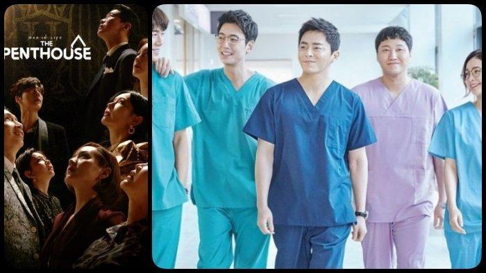 Drakor Terbaru Juni 2021, dari Hospital Playlist Season 2, Penthouse Season 3, hingga Mount Jiri