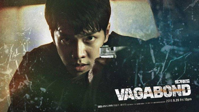 Drama Korea Vagabond Mendapat Rating Tertinggi, Drakor Lee Seung Gi dan Suzy Tersisa 1 Episode Lagi!