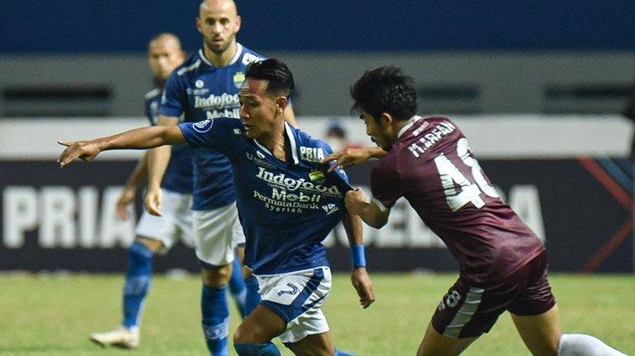 Jadwal BRI Liga 1 2021, Persib vs Bhayangkara FC, Robert Tanpa 6 Pilar Andalan, Siapa Tandem Luiz?