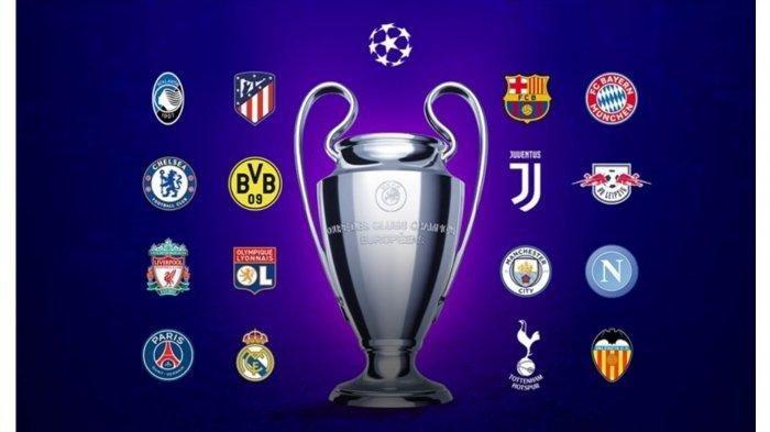 Hasil Lengkap Drawing 16 Besar Liga Champions Liverpool Bertemu Klub asal Madrid
