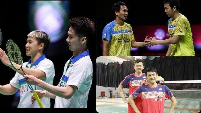 Drawing Malaysia Open 2021, Tiga Ganda Putra Ditantang Tuan Rumah, Anthony Ginting vs Lee Cheuk Yiu