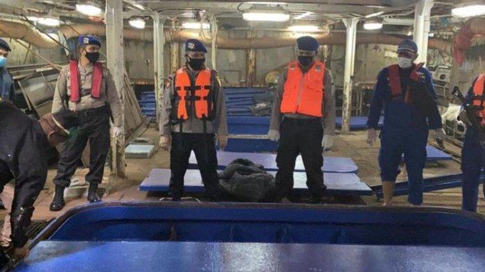 Jenazah Pekerja WNI Disimpan di Pendingin Ikan Kapal China Masih Pakai Selimut, Lebih 2 Minggu Wafat