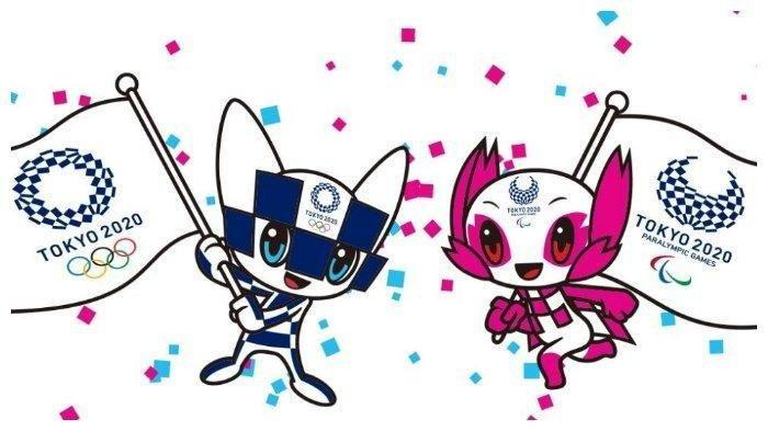 Live Streaming Pembukaan Olimpiade Tokyo, Nurul Akmal & Rio Waida Jadi Pembawa Bendera Merah Putih