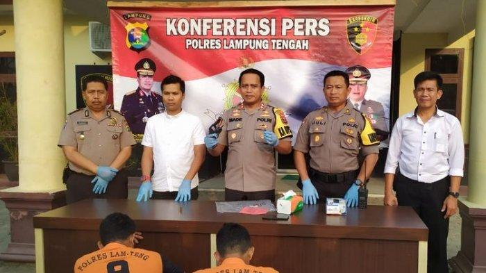 Berawal dari Media Sosial, Dua Pembunuh Polisi Ditangkap  Setelah Buron 8 Tahun