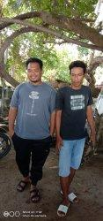 Perahu Tiba-tiba Tenggelam Dua Pemuda Nyaris Tewas Saat Memancing di Perairan Balikpapan