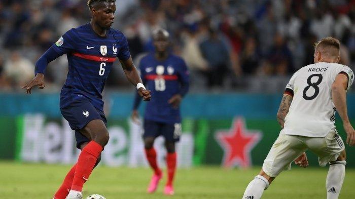 NASIB TRAGIS Jerman, Cek Hasil Euro Jerman vs Perancis Tadi Malam dan Klasemen Euro 2021 Terbaru