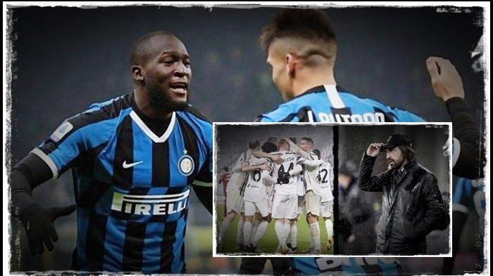 COPPA ITALIA: Juventus vs Inter Milan, Conte Turunkan Duet Monster Nerazzuri, Pirlo Andalkan Ronaldo