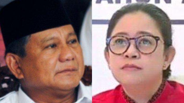 Potensi Duet Maut Gerindra-PDIP di Pilpres 2024, Bukan Risma, Prabowo Bakal Pasangan Anak Presiden