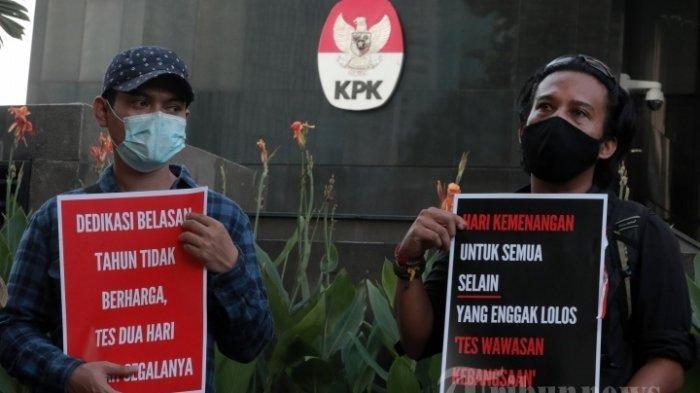 Mata Najwa Tadi Malam, Terbongkar Risiko Dukungan kepada 56 Pegawai KPK yang Dipecat