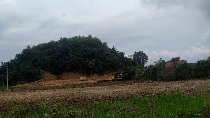 Pematangan Lahan di Sungai Kapih Samarinda tak Berizin, Ternyata Juga Keruk Batu Bara