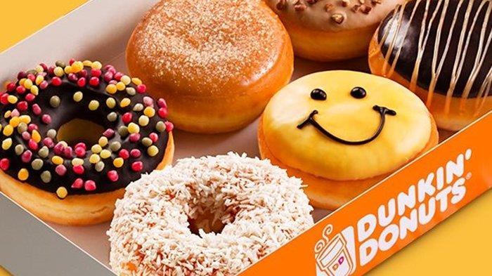 KATALOG PROMO DunkinDonuts Jumat 7 Mei 2021, Dapatkan Promo Ojol 12Donuts Seharga Rp 87.000