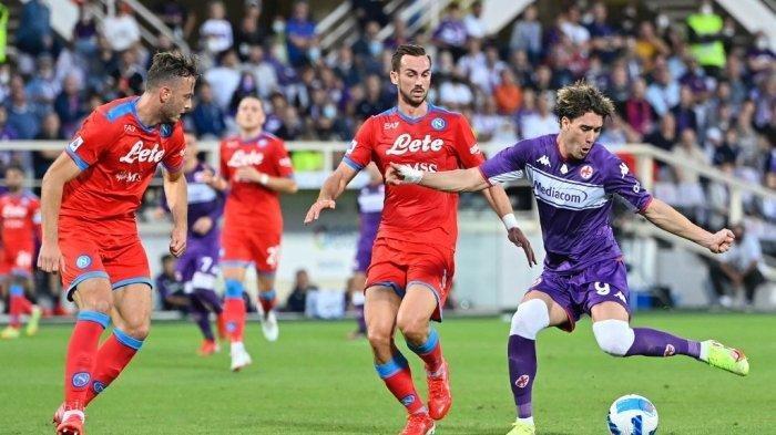 Update Liga Italia, Peluang AC Milan Beli Striker Gacor Serie A, Kode Vlahovic Tinggalkan Fiorentina