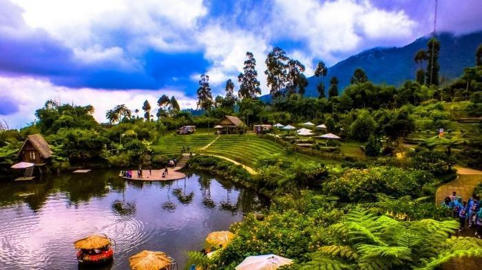 Liburan Akhir Pekan Ingin ke Dusun Bambu Lembang, Ini Harga Tiket Masuk Jam Operasionalnya