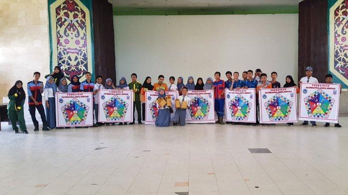 Pelajar SMKN 1 Balikpapan Perkenalkan Game Matematika Cinta Rupiah